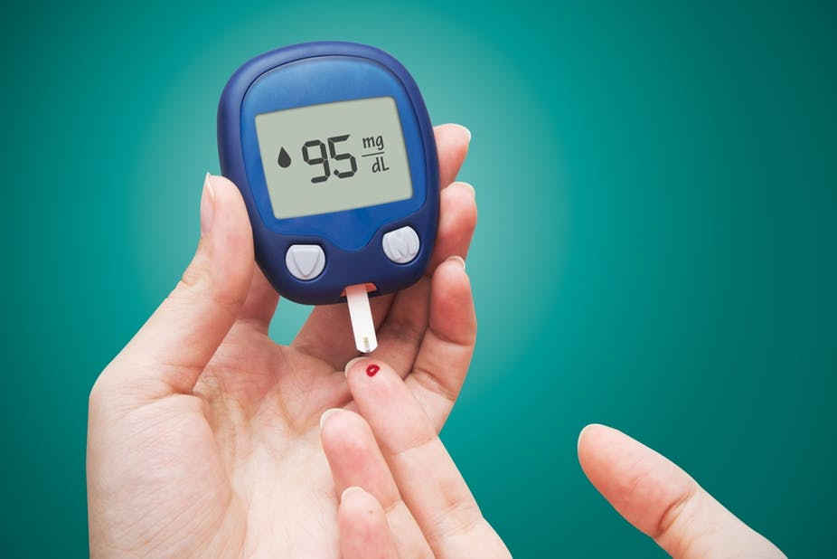 diabetes militus : Tips Obati Luka Diabetes Dengan Bahan Dapur